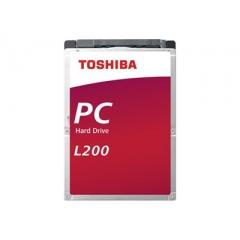 Toshiba L200 - 2 TB - SATA 6Gb/s 5400 rpm Disco Duro 2.5'' (Lpi Incl.)