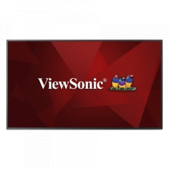ViewSonic CDE5510 55'' UltraHD 4K Digital Signage (Outlet)