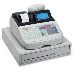 Caja Registradora Olivetti Ecr 8220 Alfanumerica (Nuevo Modelo)