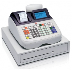 Caja Registradora Olivetti Ecr 8200 Alfanumerica (Nuevo Modelo)
