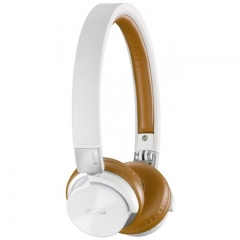 AKG Y45BT Auricular Bluetooth + Micro Cancelacion Blanco + Bolsa By Harman Kardon