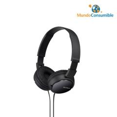 Auriculares Sony Mdr-Zx110 Diadema Plegable Negro