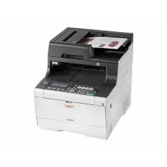 OKI MC563dn Multifuncion Laser Color Duplex Fax Ethernet