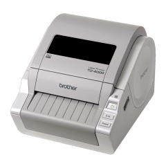 Brother TD-4000 Impresora Tickets y Etiquetas Termica USB