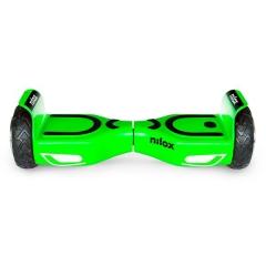 Hoverboard Nilox Doc 2 Rueda 6.5'' Verde Lima