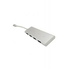 HUB USB 3.0 USB C - 4X USB 3.0 - Autoalimentado