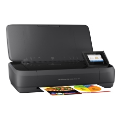 HP Officejet 250 Mobile AiO Wifi Bluetooth Multifuncion Tinta Portatil
