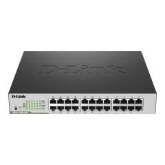 D-Link DGS-1100-24P Switch 24 Puertos Gigabit POE 100w