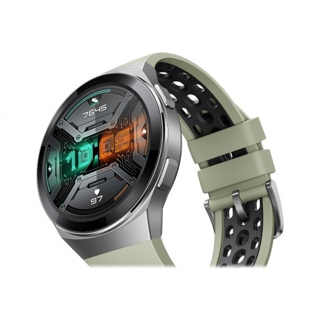 Huawei Watch GT 2e 46mm GPS Bluetooth Smartwatch Verde