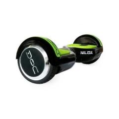 Hoverboard Nilox Doc Rueda 6.5'' Negro / Verde (Outlet)