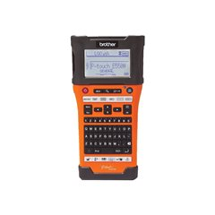 Rotuladora Brother P-Touch PT-E550WVP Wifi y PC QWERTY TZe