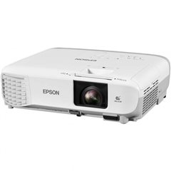 Epson EB-X39 - Proyector 3LCD XGA 3500 Lumens LAN HDMI VGA RCA USB (Outlet)