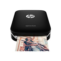 HP Sprocket Photo Impresora Fotografica Bluetooth