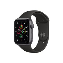 Apple Watch SE 44mm GPS 32GB Aluminio Espacial + Correa