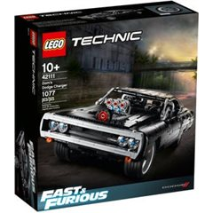 Lego Technics Fast & Furious Dom's Dodge Charger 4