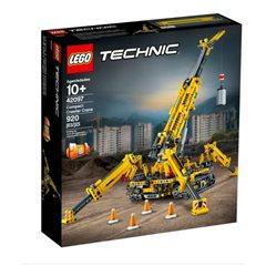 Lego Technic - Grua sobre Orugas 42097