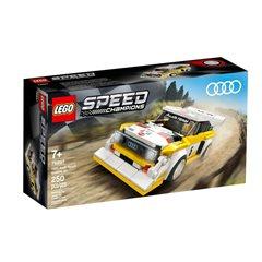 Lego Speed Champions 1985 Audi Sport quatro S1