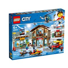 Lego City - Estación Esquí