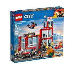 Lego City - Parque de Bomberos - 60215
