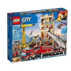 Lego City - Brigada de Bomberos del Distrito Centro - 60216