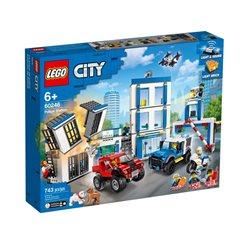 Lego City - Comisaría de Policia - 60246