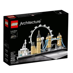 Lego Architecture Londres - 21034