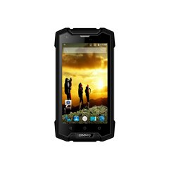 Smartphone QimmiQ RS 501 Rugerizado 8GB 5'' 8MP Cam 4G LTE Doble SIM MicroSD Android