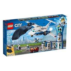 Lego City - Policia Aerea Base de Operaciones - 60210