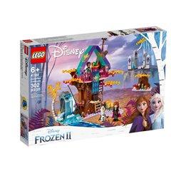 Lego Disney Princess - Frozen Casa del Arbol Encantada - 41164