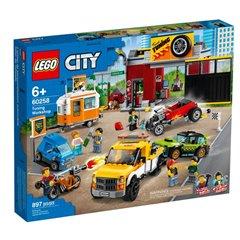 Lego City - Taller de Tuneo - 60258