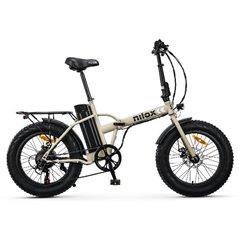 Nilox X8 E-Bike 250W 60Km 25Km/h 10.Ah 20'' Bicicleta Electrica