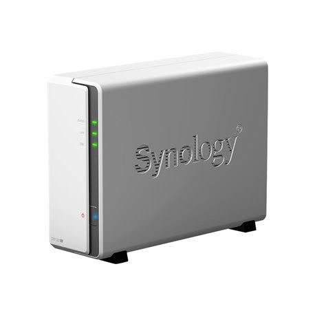 Synology DiskStation DS120J 1 Bahia 3.5'' 2.5'' RJ45 USB (Outlet)