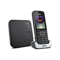 Gigaset SL450 Black Edition Telefono DECT Color Bluetooth
