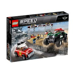Lego Speed Champions - Mini Cooper S Rally y MINI