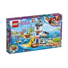 Lego Friends - Centro de Rescate del Faro - 41380
