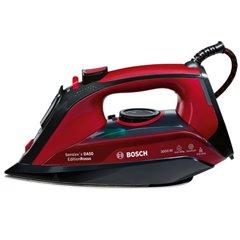 Bosch Plancha a Vapor 3000W 200g Ceramica Sensixx DA50 Edition Rosso