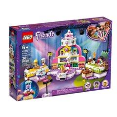 Lego Friends - Concurso de Reposteria - 41393