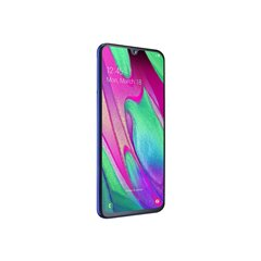 Samsung Galaxy A40 Azul 4G 64GB OLED 5.9'' Android 9 (Outlet)