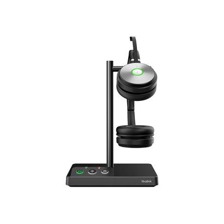 Yealink WH62 Dual Teams DECT Wireless + BLT60 Pack (Cert. Teams)