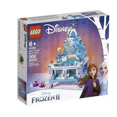 Lego Disney - Frozen II - Joyero Creativo de Elsa - 41168