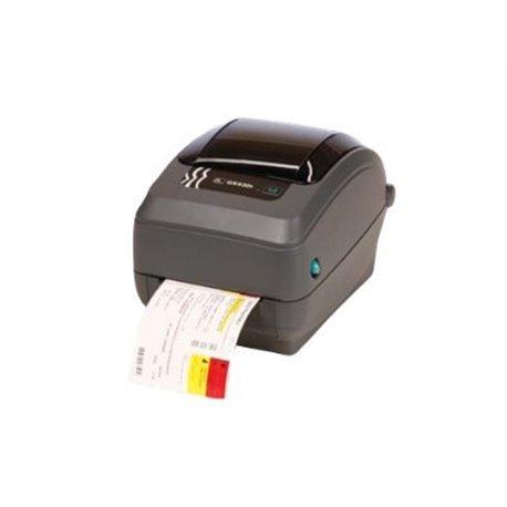 Zebra GX430t Impresora Etiquetas Termica Directa / Transferencia Termica USB Serie Paralelo