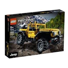 Lego Technic - Jeep Wrangler - 42122