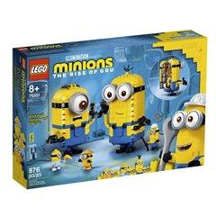 Lego Minions - Minions y su Guarida - 75551