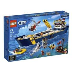 Lego City - Oceano Buque de Exploracion - 60266