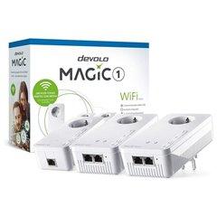 Devolo Magic 1 Wifi AC Kit Set 3 Adaptadores 1200 Mbps (Outlet)