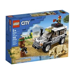 Lego City - Todoterreno de Safari - 60267