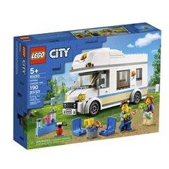 Lego City - Autocaravana de Vacaciones - 60283