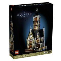 Lego Creator Expert - Casa Encantada de la Feria - 10273