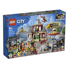 Lego City - Plaza Mayor - 60271