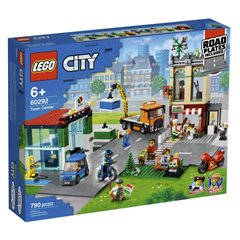 Lego City - Centro Urbano - 60292